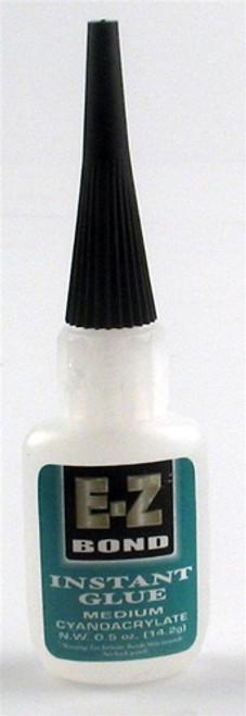 E-Z Bond Instant Glue Medium 0.5 oz.