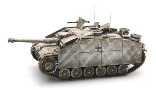 Artitec HO 387.48-WY German Army StuG III G 1943, Winter Camo