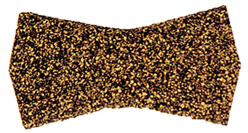 Itty Bitty Lines N 1343 Precut Cork Roadbed Section 30-Degree Grossing (d)
