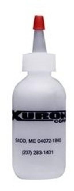 Xuron 90114 Model 800 2 oz. Dispensing Bottle with Nozzle Spout