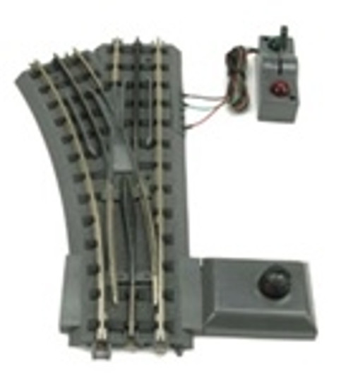 MTH RealTrax O 40-1044 O-42 Left Hand Switch Track