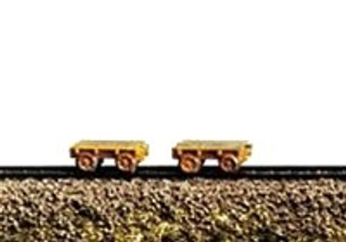 Railway Express Miniatures N 2012 Fairmont Tie Cart Kit