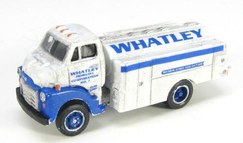 Showcase Miniatures N 106 1950s Era GMC Petroleum Tank Truck Kit