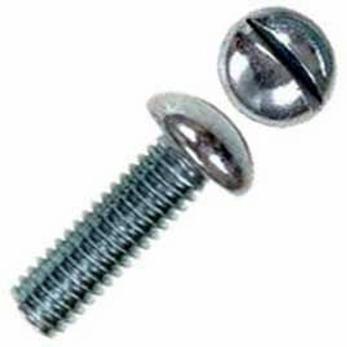 "Kadee 1648 0-80 x 3/8"" Stainless Steel Roundhead Screws (1 Dozen)"
