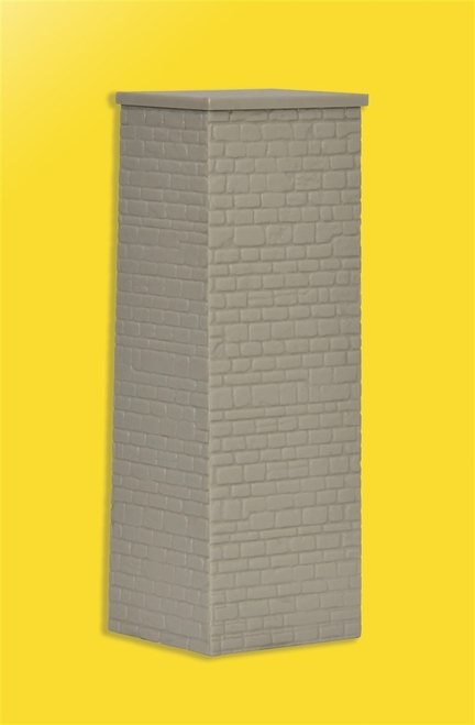 Kibri N 37673 Viaduct Central Pillar, 3,2 x 3 x 9,2cm Tall (d)