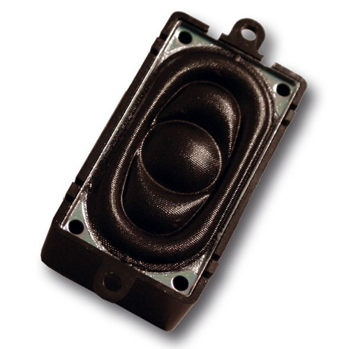 ESU 50334 Loudspeaker with Sound Chamber (20mm x 40mm Square, 4 ohms)