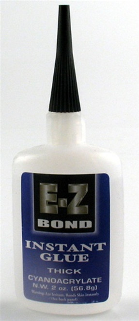 E-Z Bond Instant Glue Thick 2 oz.
