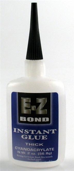 E-Z Bond Instant Glue Thick 2 oz.