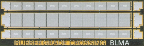 "BLMA N 77 Modern Grade Crossing ""Rubber Style"""