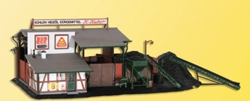 Kibri HO 38536 Coal Building Kit