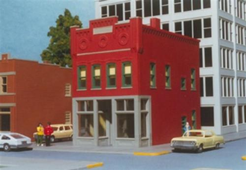 Smalltown USA HO 699-6004 Madlene's Deli Kit