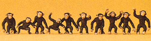 Preiser HO 20388 Monkeys (10)