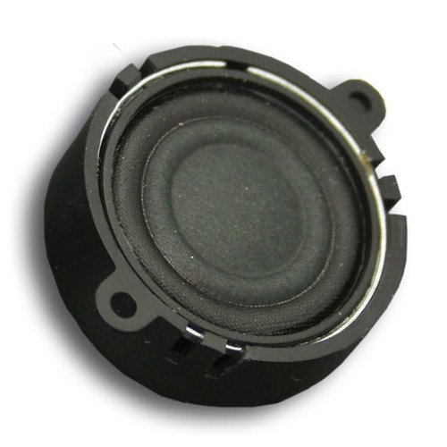 ESU 50332 Loudspeaker with Sound Chamber (23mm Round, 4 ohms, 1-2W)