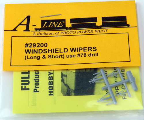A-Line HO 29200 Windshield Wipers (Long and Short)