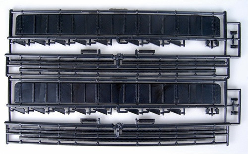 Central Valley Model Works HO 1903-1 72' Plate Girder Sections (2)