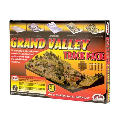 Atlas HO 589 Grand Valley Track Pack