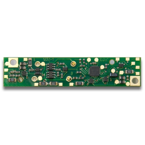 Digitrax N DN166I1B Series 6 Decoder that Fits Intermountain FTB Units