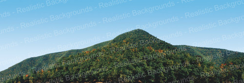 "Realistic Backgrounds 704-06 Mountains Scene A 13"" x 38"""