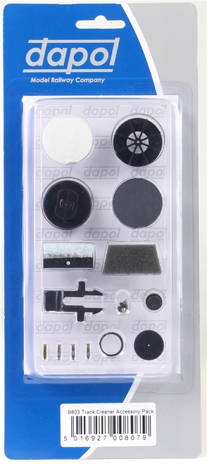 Dapol HO/OO B803 Track Cleaner Accessory Pack