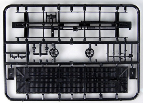 Central Valley Model Works HO 1000 40' Steel Underframe Kit