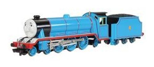 Bachmann HO 58744 Gordon the Big Express Engine with Moving Eyes (Thomas & Friends Series)