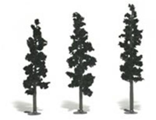 "Woodland Scenics TR1113 Realistic Tree Kit, 2-1/2"" to 6"" (24)"