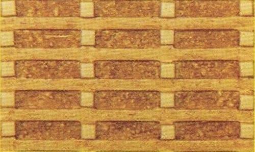Chooch HO/N 8500 Flexible Timber Cribbing Sheet, Small