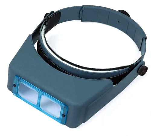 "Donegan Optical Company Inc. Optivisor DA-4 2 Power (Works Best at 10"")"