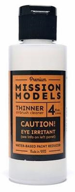 Mission Models MMA-003 Thinner/Reducer (4 oz.)