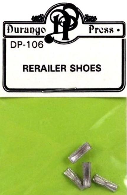 Durango Press HO 106 Rerailer Shoes (4)