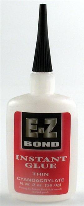 E-Z Bond Instant Glue Thin 2 oz.