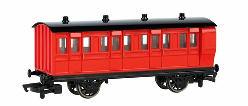 Bachmann HO 76039 Deluxe Red Brake Coach (Thomas & Friends Series)