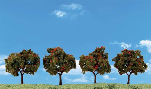 Woodland Scenics TR3591 Apple Trees (4)