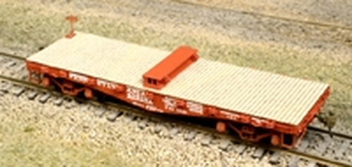 American Model Builders HO 207 PRR Load Bolsters Kit
