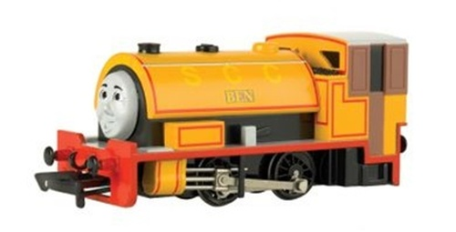 Ben with Moving Eyes from Thomas and Friends Series