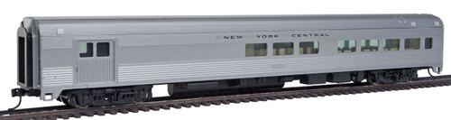 Walthers Mainline HO 910-30055 85' Budd Baggage-Lounge, New York Central