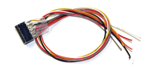 ESU 51951 Cable Harness with 6-Pin Plug (According to NEM651)