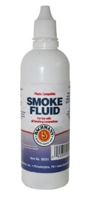 Bachmann O/HO 00251 Smoke Fluid 4.5 oz.