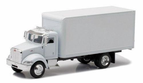 New Ray Toys O 15803D Peterbilt 335 Box Utility Truck