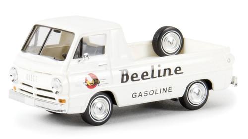 Brekina HO 34340 1964 Dodge A 100 Pickup Truck, Beeline