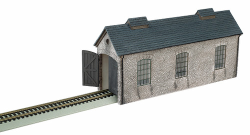 Bachmann HO 35905 Deluxe Engine Shed (Thomas & Friends Series)
