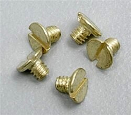 "Hob-Bits H844 Flat Head Screws Size: 00-90 Length: 1/2"" (5-Pack)"