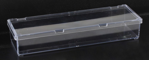 Intermountain N P60000 Large Jewel Case, Clear Plastic Box (Similar to Atlas N Engine Box holds most Intermountain N products)