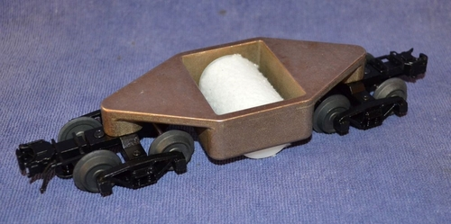 Centerline Products O 60054 Rail Track Cleaner Car for Atlas O Gauge 3-Rail