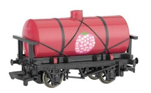 Bachmann HO 77033 Raspberry Syrup Tanker (Thomas & Friends Series)