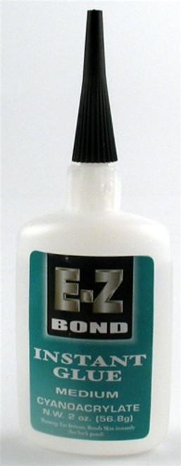E-Z Bond Instant Glue Medium 2 oz.