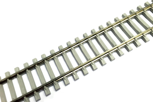 "Peco HO SL102 Code 100 Flex-Track, 36"" with Concrete Ties (25)"