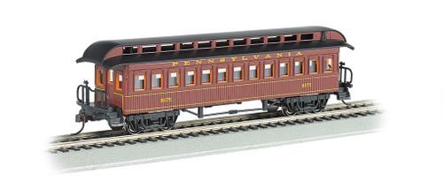 Bachmann HO 15102 1860 Coach, Pennsylvania Railroad #8175