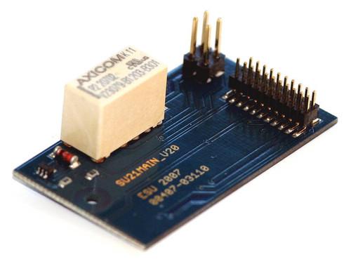 ESU 51966 Changeover of Skis for LokSound V4.0, LokPilot V4.0, 21MTC Adapter Boards