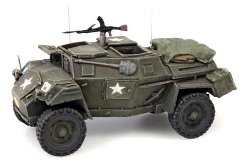 Artitec HO 387.121 UK Humber Mk I Bren Gun